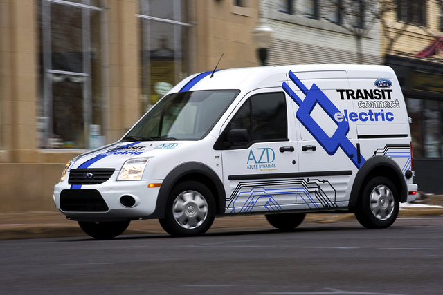 Ford: Elektro-Transit kommt 2011