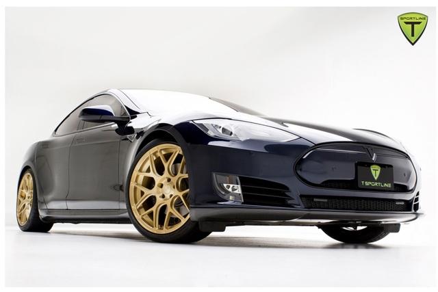 Tesla Model S Project California - Für Elektro-Individualisten
