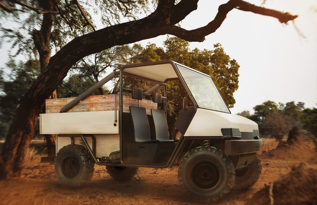 TU München entwickelt Einfachauto - Allzweck-Stromer für Afrika