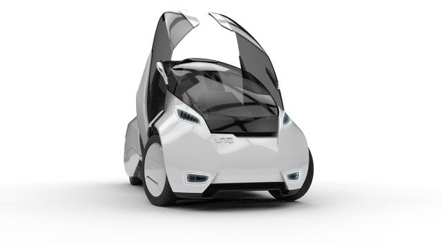 Start-up-E-Mobil Uniti - Hightech-Twizy