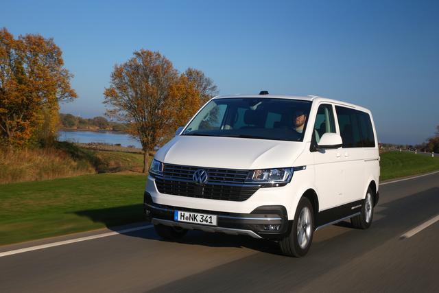 VW Multivan Pan Americana  - Fürs große Gefühl von Abenteuer und Freiheit