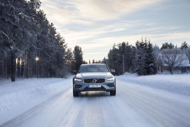 Fahrbericht: Volvo V60 Cross Country - Der Überland-Kombi