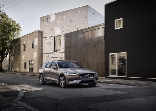 Neuer Volvo V60 - Der kleine (Zwillings)bruder