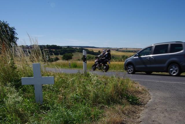 Unfallstatistik - Mehr Verkehrstote im August