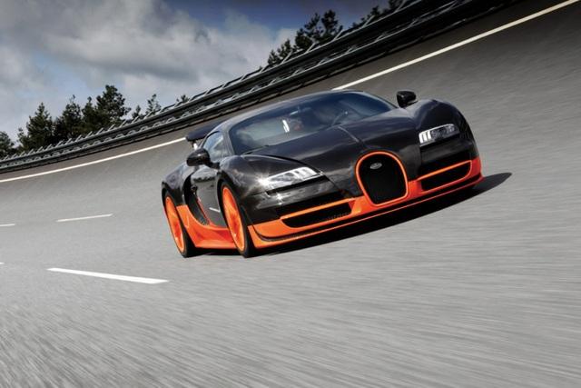 Produktionsende Bugatti Veyron - Aus für den exklusiven Extremisten