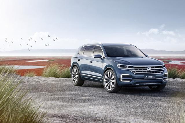 VW Touareg – dritte Generation - Abgespeckt und trotzdem dicker