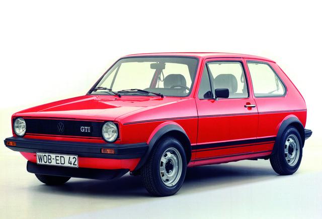 Oldtimer: Volkswagen Golf 1 GTI - Der kleine Revoluzzer