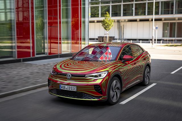 Erste Fahrt im Volkswagen ID.5 GTX - Auf keinen Fall farblos