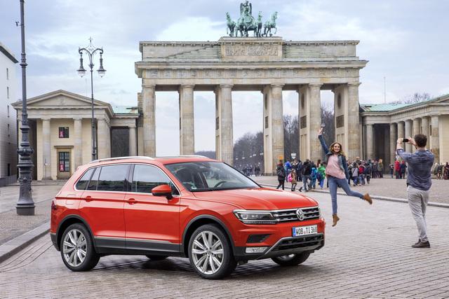 Die meistverkauften SUVs der Welt - Wachstum mit Positionswechseln