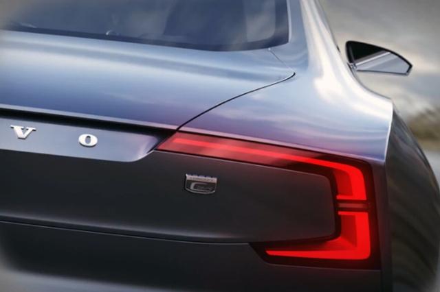 Volvo Concept C Coupe - Schnittiger Schwede