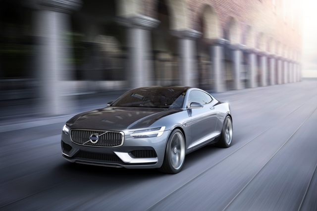 Volvo Concept Coupe - Flach gemachter XC90
