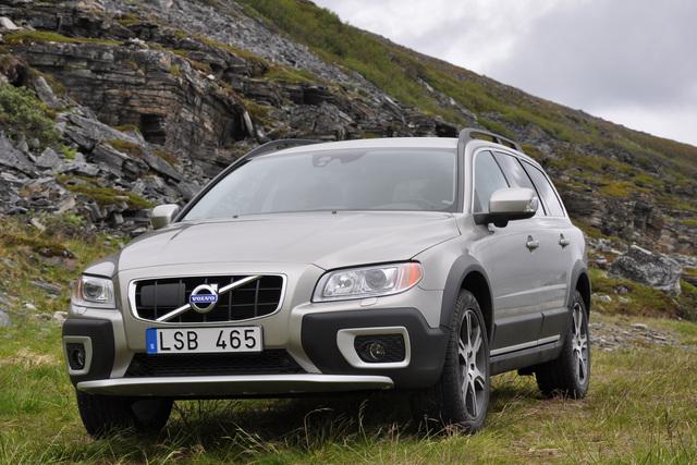 Volvo XC60 und XC70 - Sparprogramm für die Diesel