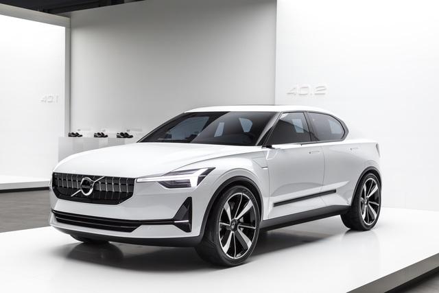 Die neue Volvo 40er Familie - Doppelter Ausblick (Kurzfassung)