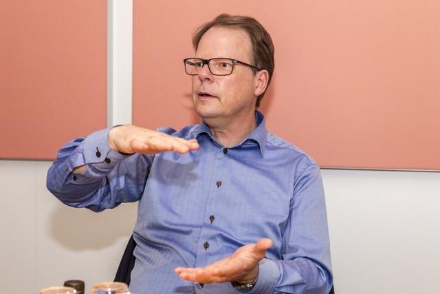 Drei Fragen an: Peter Mertens, Senior Vice President für Forschung und Entwicklung bei der Volvo Car Group - Kostenvorteil bei E-Autos