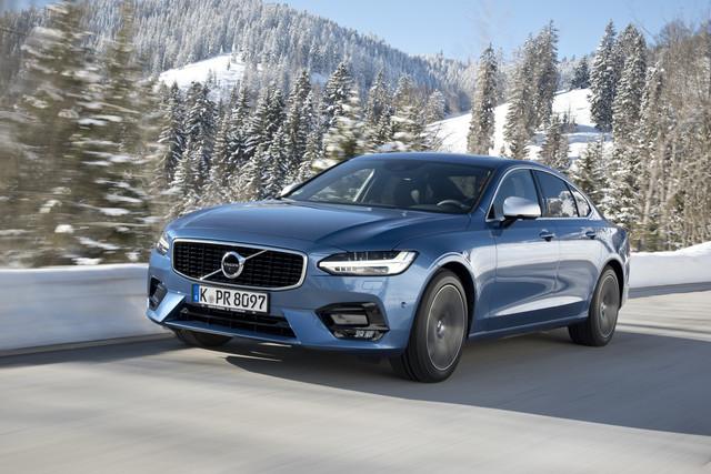 Fahrbericht: Volvo S90/V90 D3 - Basis-Arbeit