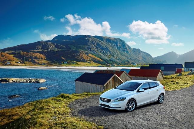 Volvo-Sondermodelle Black Edition und Ocean Race Edition - Die Weltkarte immer dabei