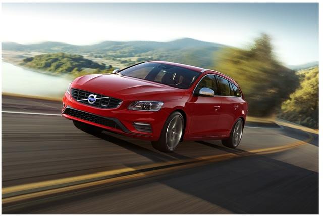 """Volvo """"60er-Familie"""" - Facelifts jetzt auch mit Sportpaket"""