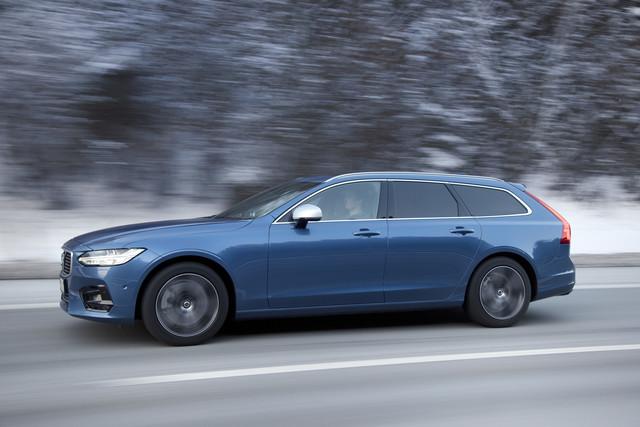 Volvo S90/V90 D3 - Die Basis fürs Business (Kurzfassung)