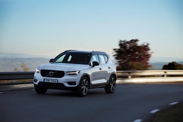 Fahrbericht: Volvo XC40 T3 - Kein Zylinder zu wenig