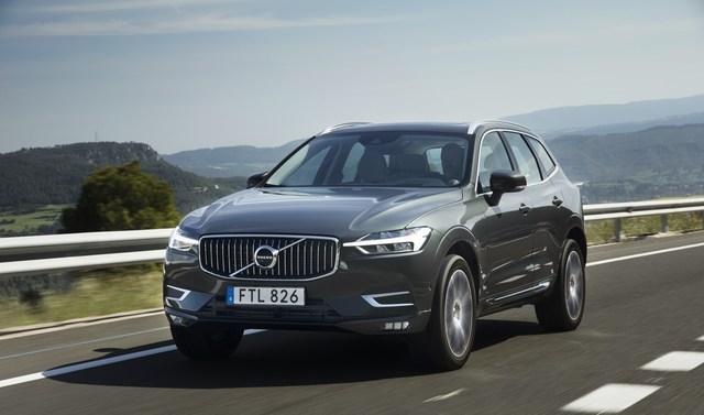 Volvo XC40, XC60 und XC90 Modelljahr 2019 - Neue Basismotoren für die Schweden-SUV