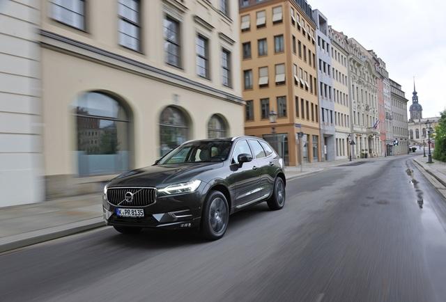 Fahrbericht: Volvo XC60 - Ganz wie die großen Brüder