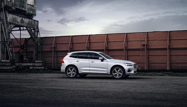 Volvo XC60 T8 Polestar - Performance-Plus