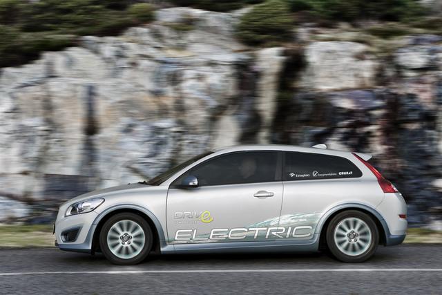 Volvo C30 Electric - Elektrische Kleinserie zum Premiumpreis (Vorabbericht)