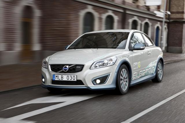Volvo C30 Drive Electric - Sauberer Sicherheitsgewinn (Kurzfassung)
