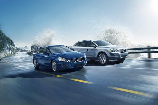 Volvo Sondermodelle - Schwedische Flotte