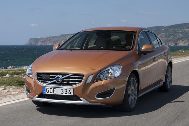 Volvo-Benziner - Weniger Verbrauch bei fünf Modellen