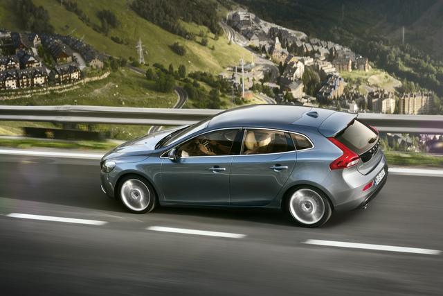 Volvo V40 - Deutschland-Debüt auf der AMI