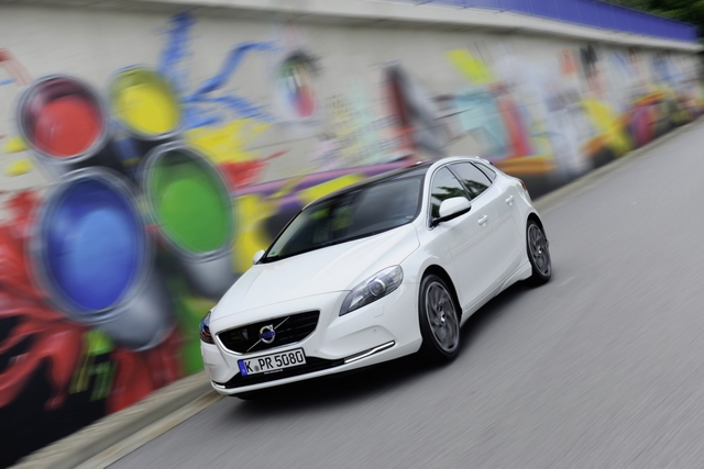 Volvo V40 You - Sondermodell mit Komfort-Plus