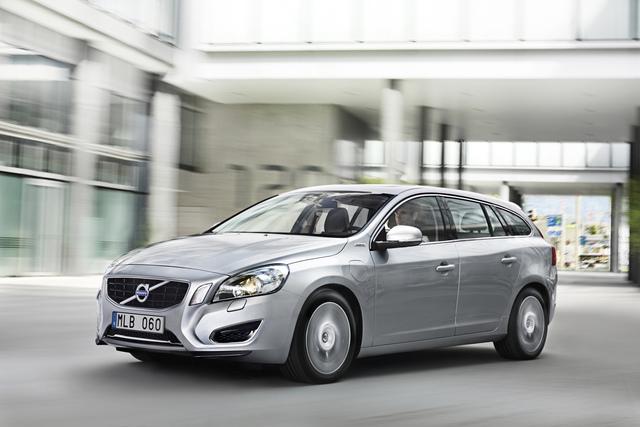 Volvo V60 Plug-in-Hybrid - E-Kombi mit Langstrecken-Modus (Vorabbericht)