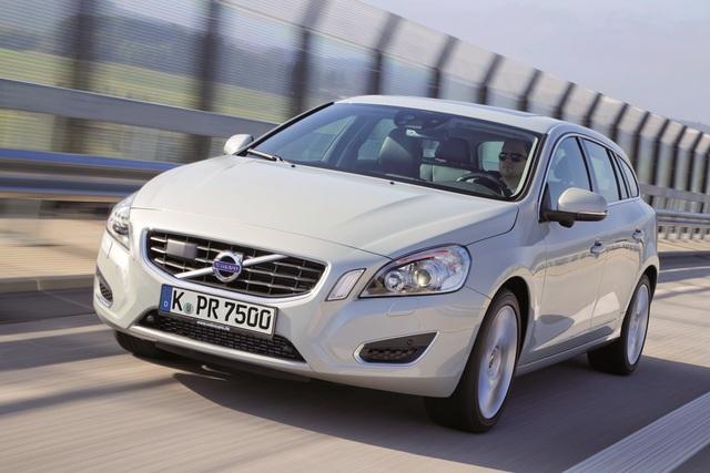 Volvo-Diesel - Neue Mitte für die Schweden-Flotte