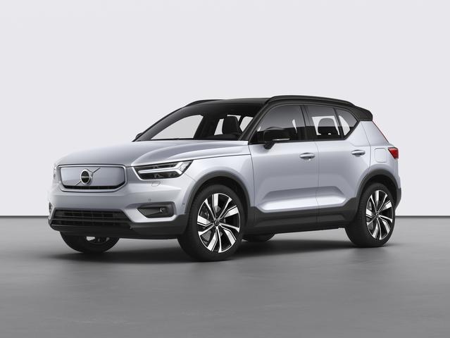 Volvo setzt auf elektrifizierte Antriebsstränge - Immer mit E-Power
