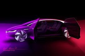 VW I.D. Vizzion - Tesla-Konkurrent für die Zukunft