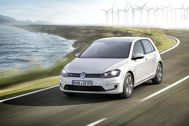 VW E-Golf - Bestseller mit Batterie (Vorabbericht)