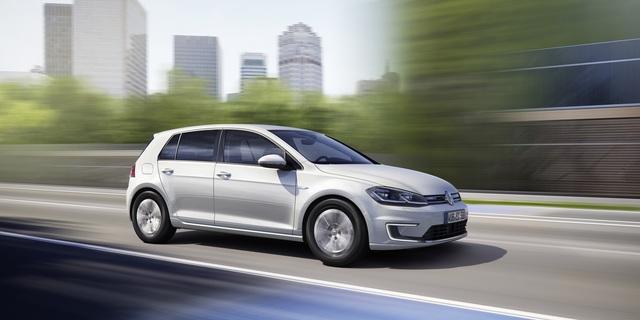 VW E-Golf Facelift - Weiter geht's