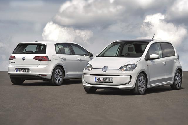 VW Elektromobile auf der IAA - Doppelter Start ins Stromzeitalter
