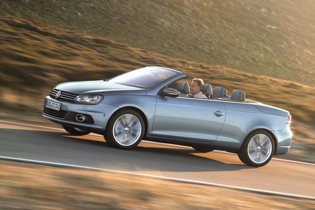 Gebrauchtwagen-Check: VW Eos  - Klappen und Klappern
