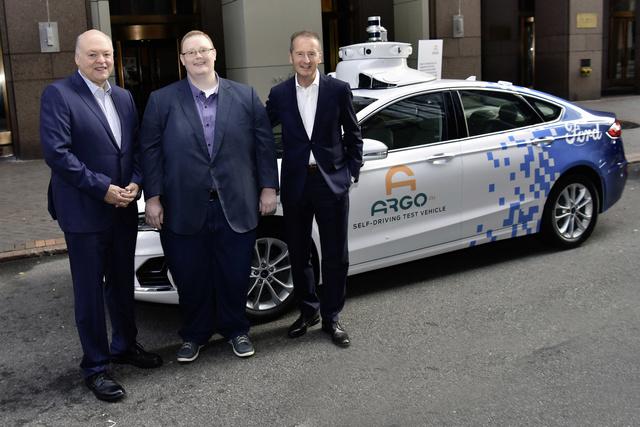 VW-Ford-Kooperation - Die autonome Zukunft lässt noch auf sich warten