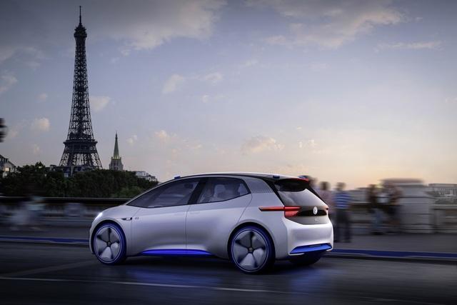 Elektroauto-Studie VW I.D. - Volkswagens neue IDentität