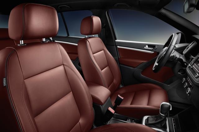 Sondermodell VW Tiguan Exclusive - Feines Ende