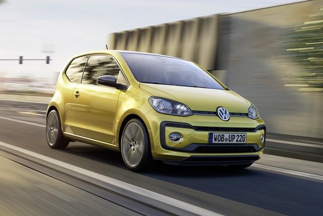 VW Up Facelift  - Jetzt geht's ab (Vorabbericht)