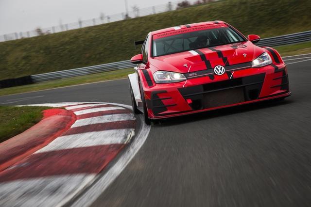 Fahrbericht: VW Golf GTI TCR - Nur für Rennfahrer