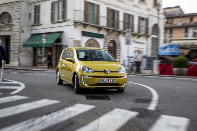 Fahrbericht: VW e-Up - Besser mal billiger
