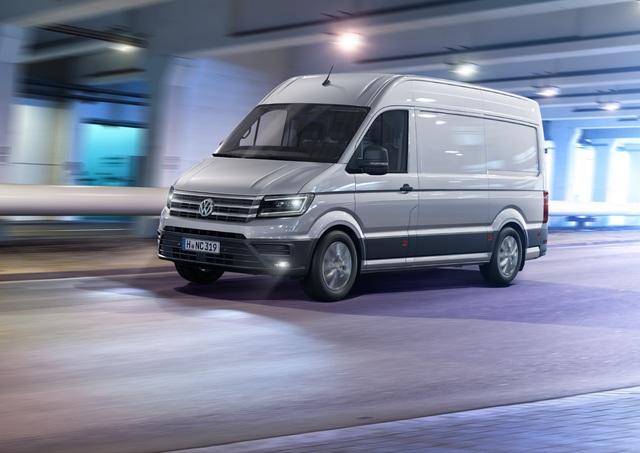 VW Crafter - Neu und trotzdem günstiger
