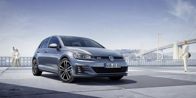VW Golf GTD und GTE - Die Sportlich-Sparsamen