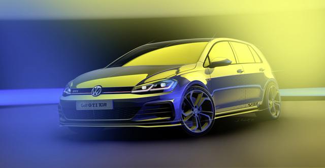 VW Golf GTI TCR Concept - Inspiriert vom Motorsport