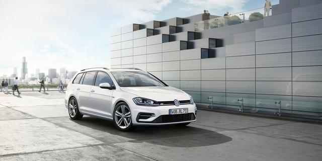 VW Golf R Line - Für den sportlichen Schein